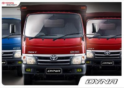 Toyota Dyna, Mobil dengan Sejuta Kecanggihan