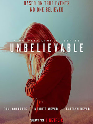 Série TV Unbelievable L'Agenda Mensuel - Septembre 2019