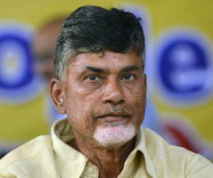 'Hold Sanitation Services For Chandrababu House'