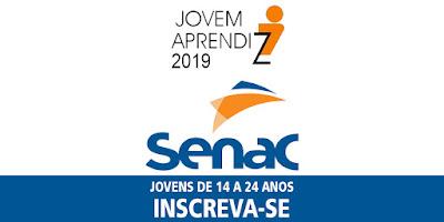 Jovem Aprendiz - SENAC 2019