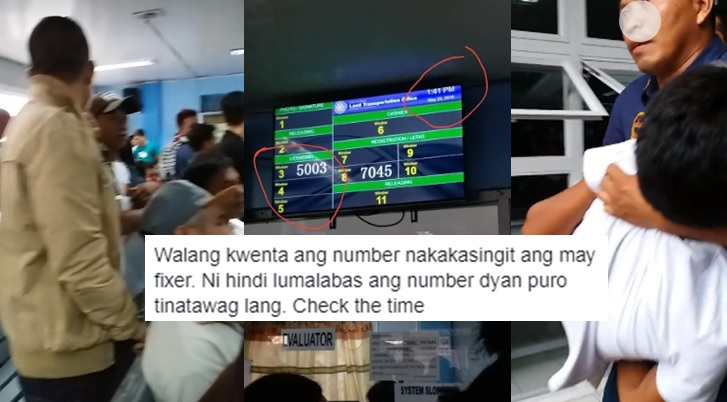 "Netizen laments experience with the ""worst LTO branch"""