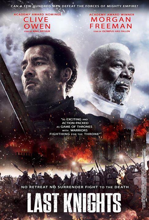 Last Knights (2015) BluRay Dual Audio [Hindi & English] 720p 480p x264 HD | Full Movie