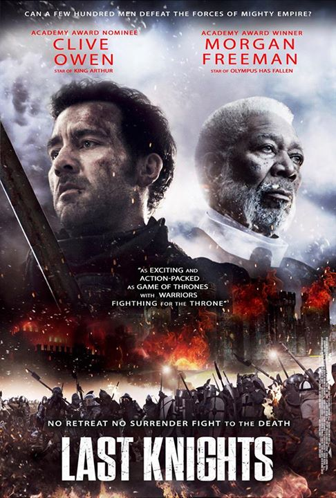 Last Knights (2015) BluRay Dual Audio [Hindi & English] 720p 480p x264 HD | Full Movie