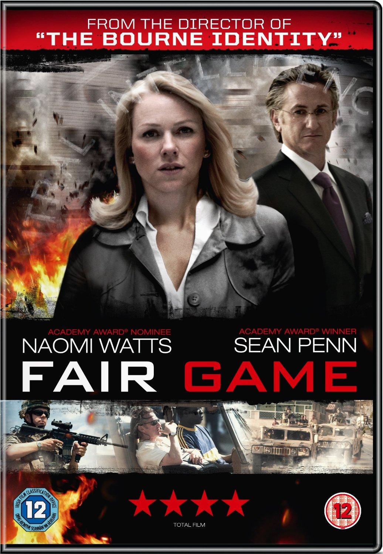 Fair Game คู่กล้าฝ่าวิกฤตสะท้านโลก [HD][พากย์ไทย]