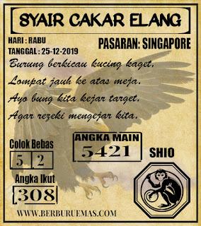 SYAIR SINGAPORE 25-12-2019