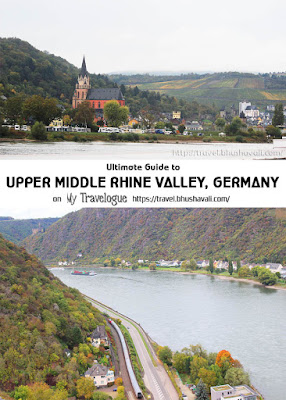 Things to do in Upper Middle Rhine Valley Germany