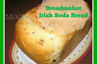 Bread Machine Irish Bread Recipe Irish Soda Bread