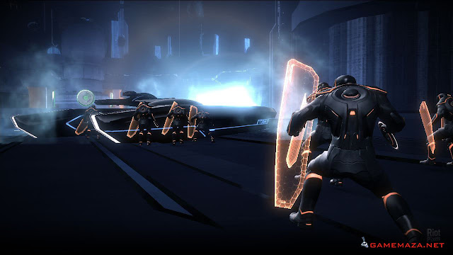 Tron Evolution Gameplay Screenshot 5