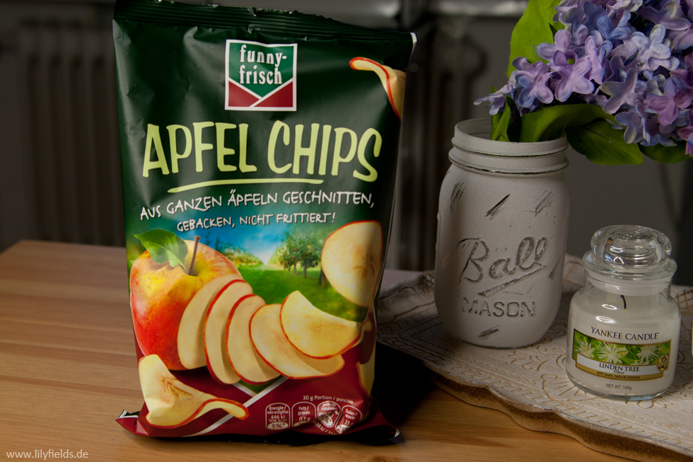 funny-frisch - Apfel Chips