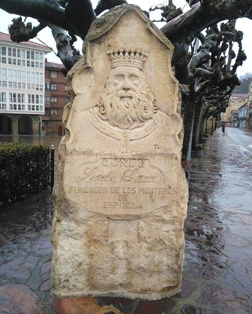 Los Monteros de Espinosa - HISTORIA
