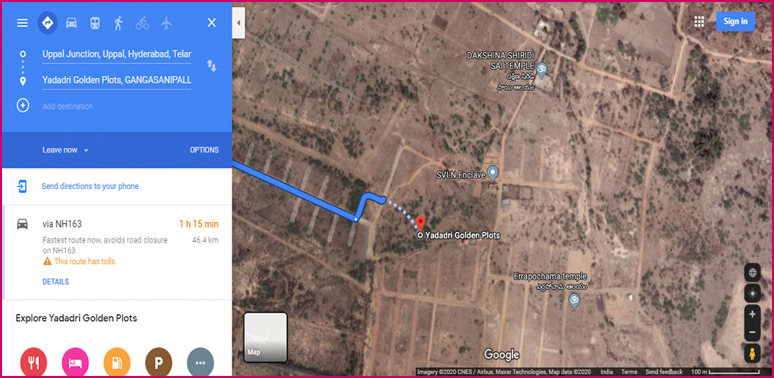 Google Maps satellite images-6