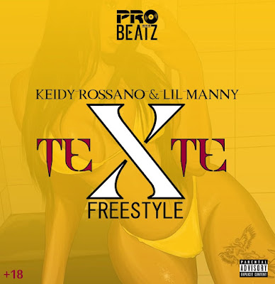 Keidy Rossano & Lil Manny - Texte ( Freestyle ) Rap 2019 DOWNLOAD
