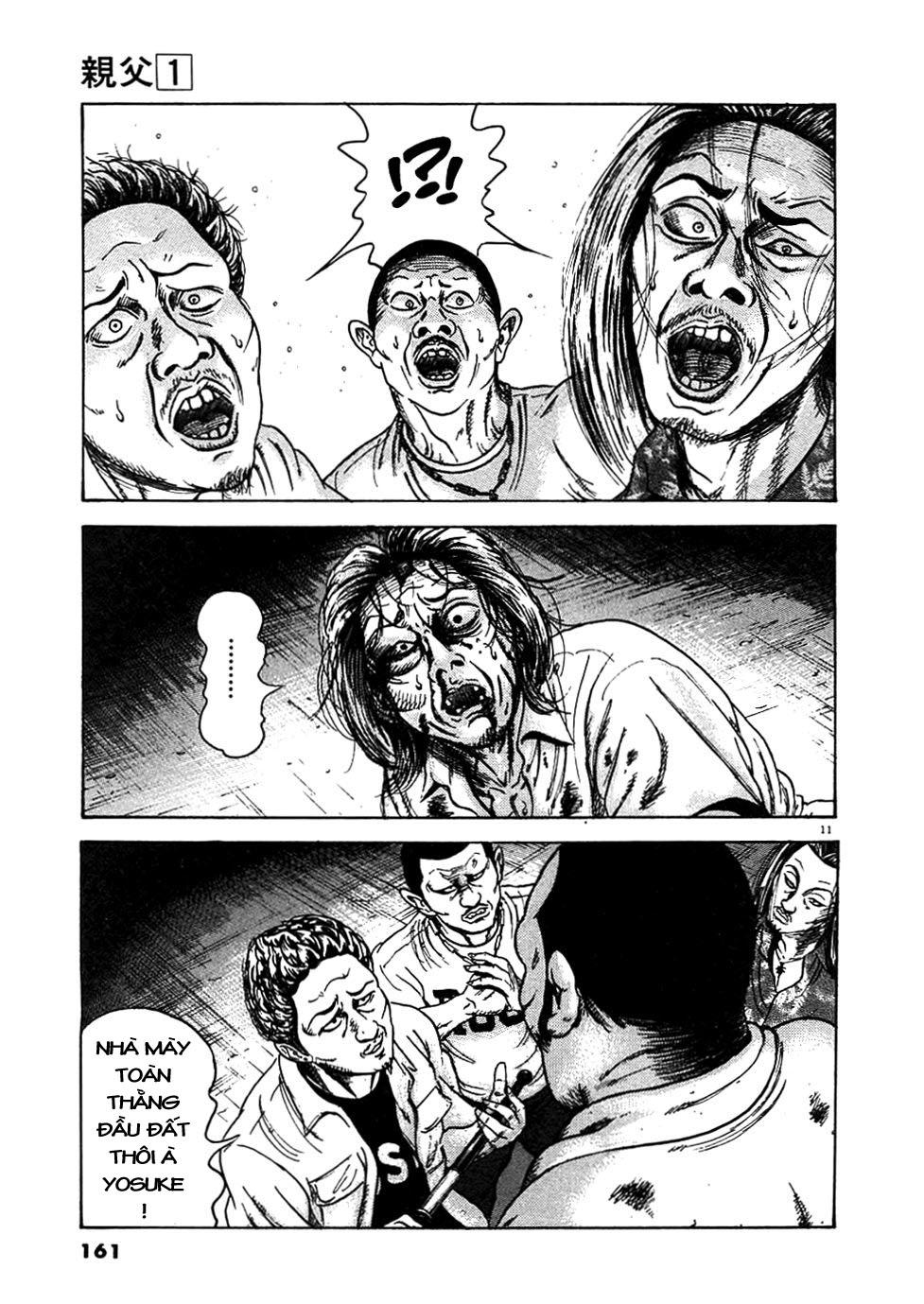 Oyaji chap 7 trang 11