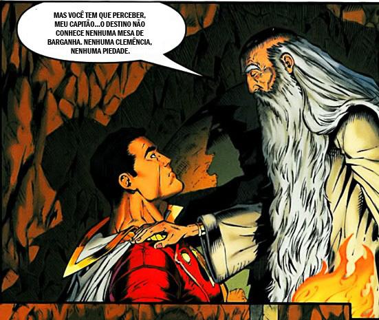 Resultado de imagem para mago shazam e billy