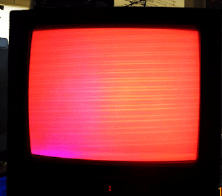 HOW TO REPAIR CRT TV NO PICTURE
