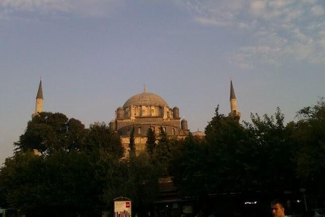 جامع بايزيد - اسطنبول