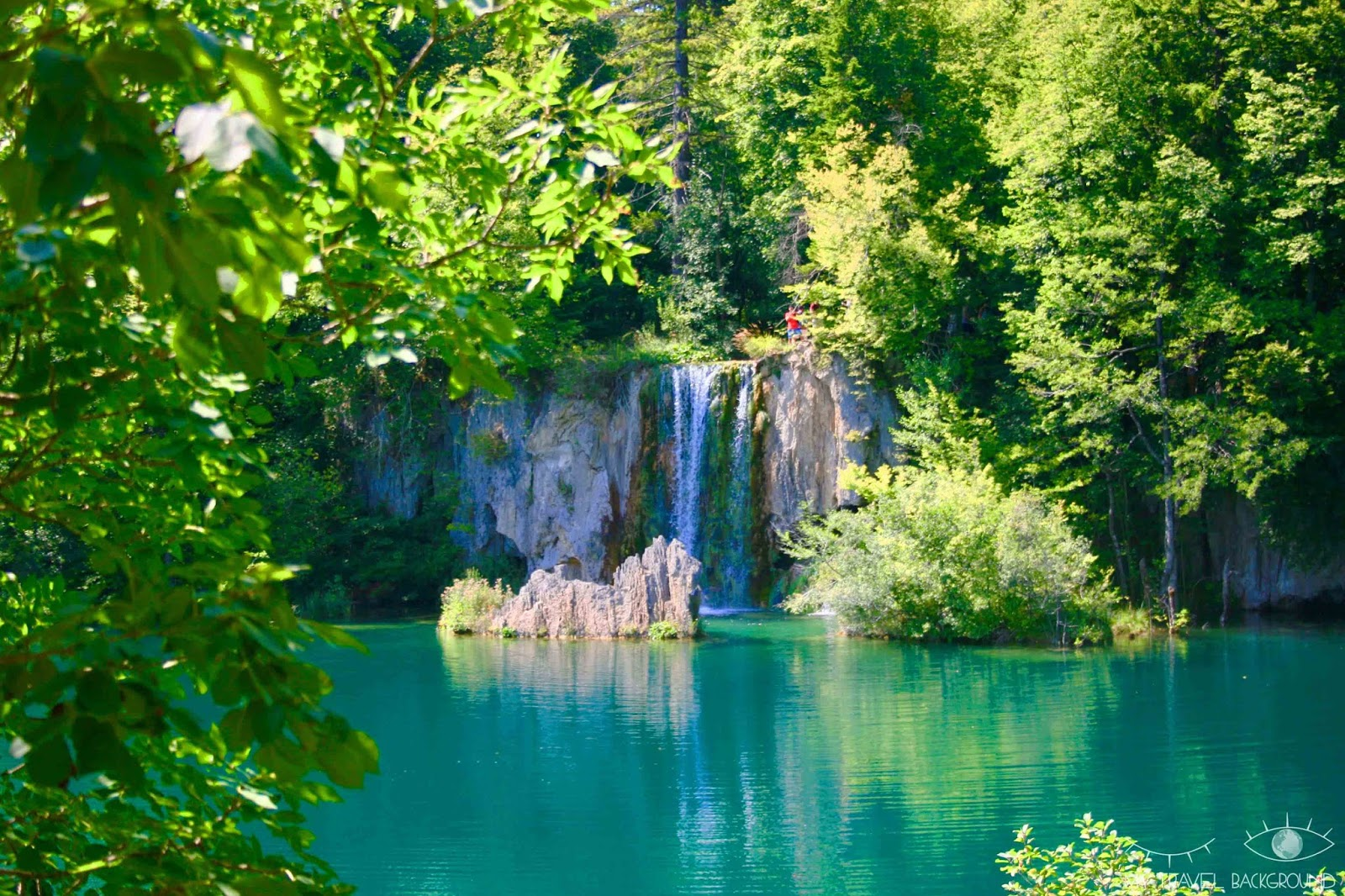 My Travel Background : top 5 de mes souvenirs 2017 ! Lacs de Plitvice Croatie
