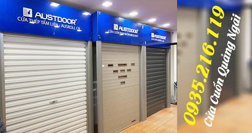 cửa cuốn austdoor quảng ngãi