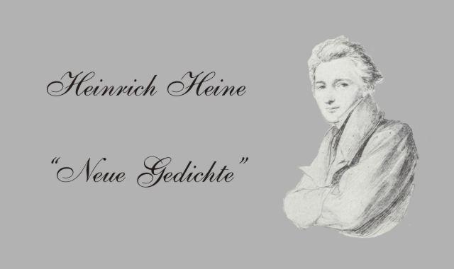 Gedichte Und Zitate Für Alle Hheine Neue Gedichte Yolante
