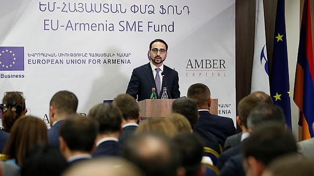 Lanzan Fondo para PYME de la UE en Armenia