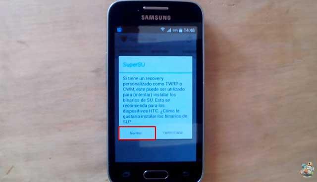 Rootear Samsung Galaxy Ace 4 sin pc