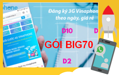 Gói BIG70 Vinaphone