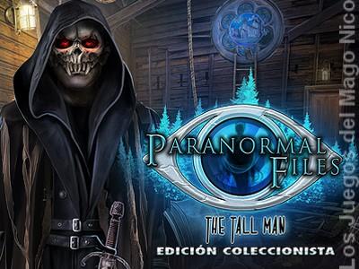 PARANORMAL FILES: THE TALL MAN - Guía del juego y vídeo guía 6