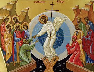 The Resurrection of Christ Icon