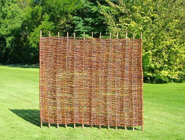 lilys garden sichtschutz oder paravent. Black Bedroom Furniture Sets. Home Design Ideas