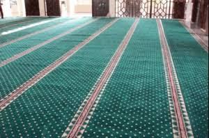 Jual karpet masjid tangerang