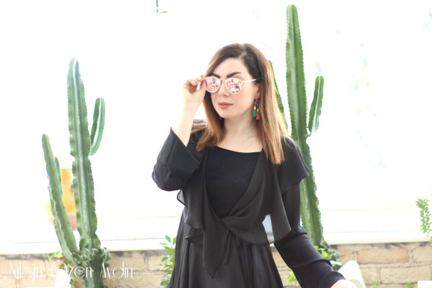 alışveriş-asimetrik şifon bluz-Rosegal-moda blogu
