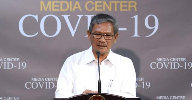 provinsi dengan kasus covid corona terbanyak di indonesia