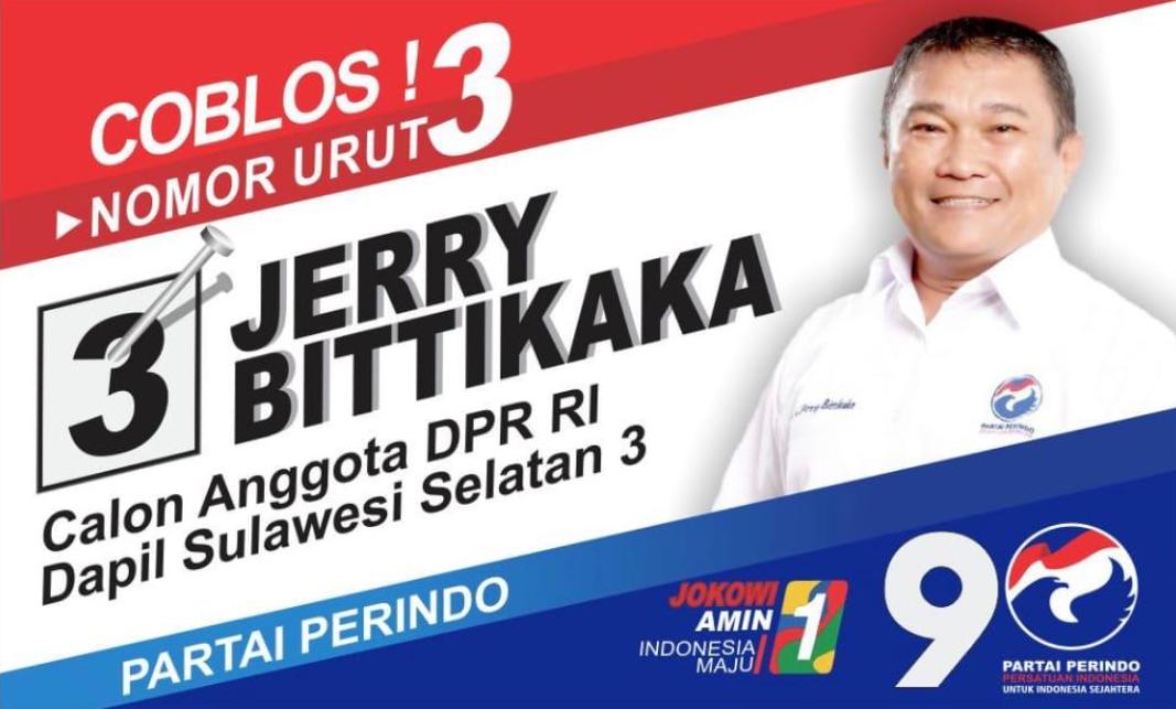 Jerry Bittikaka : Bersama Perindo, Anak-anak Kurang Mampu Akan Diberi Pinjaman Tanpa Bunga
