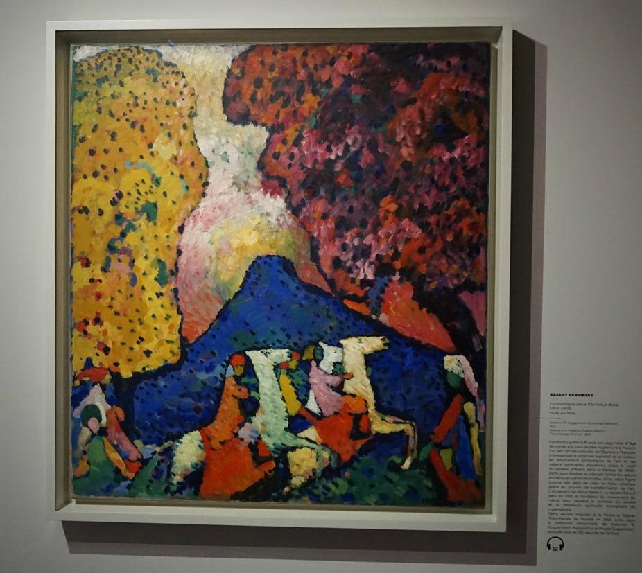 Vassily Kandinsky 1908-1909