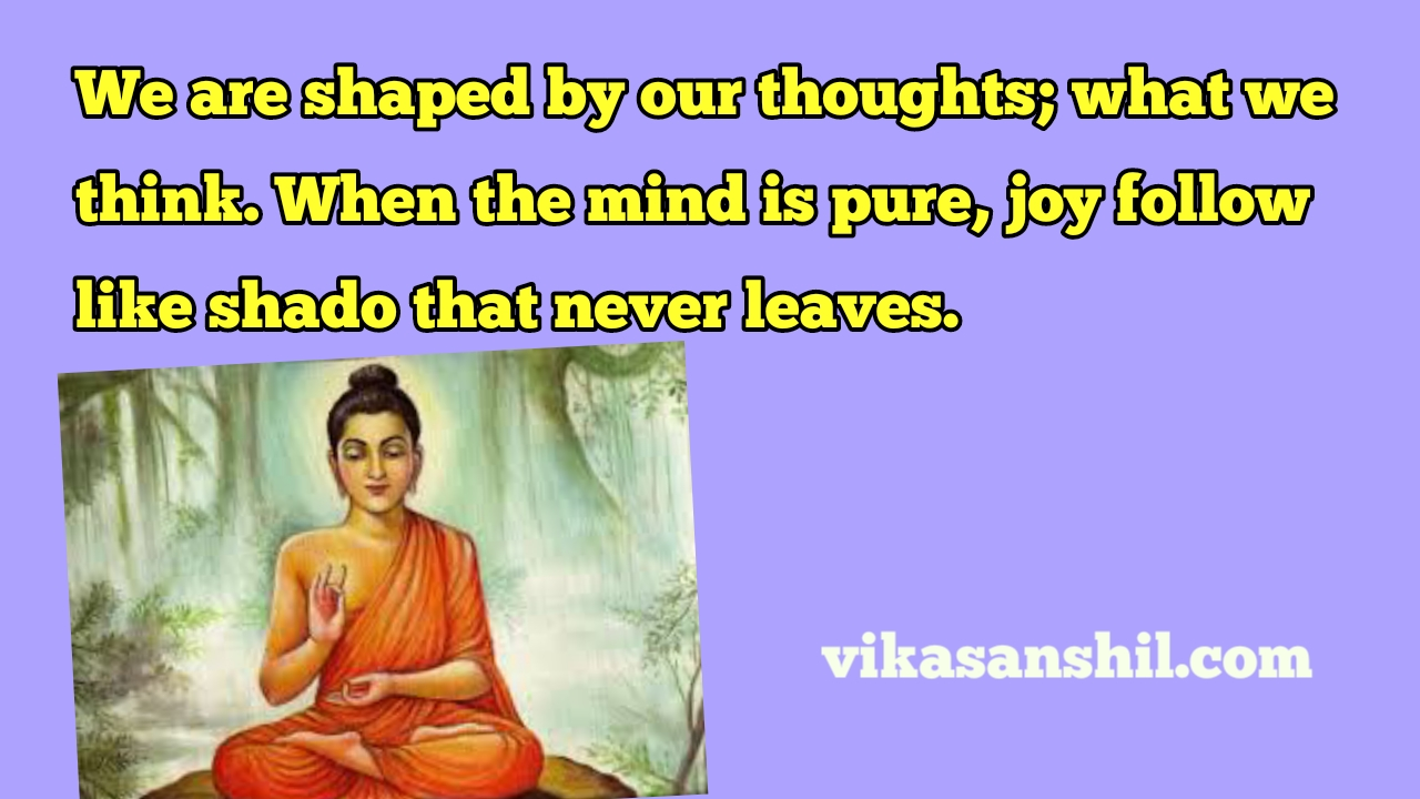 Famous Quotes Of Buddha From His Teachings Vikasanshil