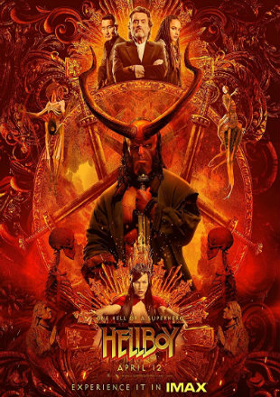 Hellboy 2019 Full Hindi Movie Download Dual Audio BRRip 720p