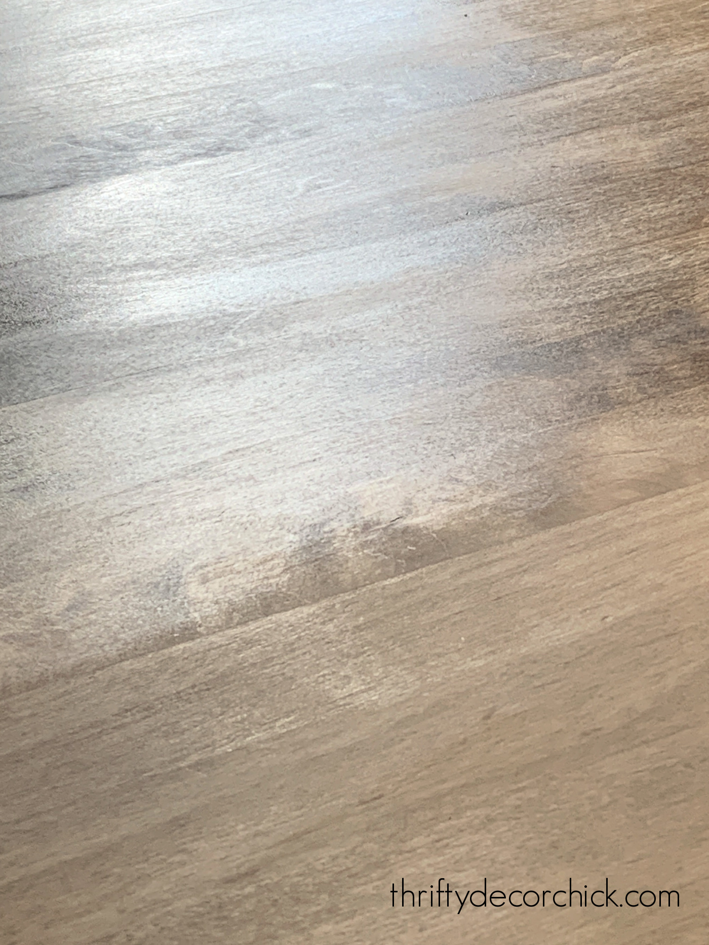Tung oil on wood countertops