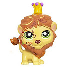 Littlest Pet Shop Postcard Pets Lion (#944) Pet