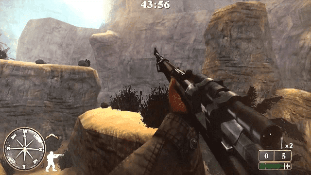 call of duty adalah game fps saingan berat battlefield