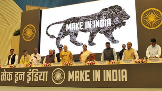 Make In India Promotes Funding In 25 Focus Sectors