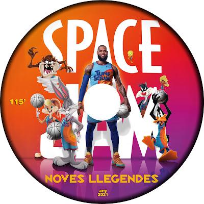 Space Jam - Noves llegendes - [2021]