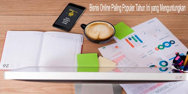 Bersiaplah untuk mendapatkan inspirasi produk digital dalam Bisnis Online Paling Populer, jadi Anda juga dapat mulai membuat dan berbagi dengan dunia!