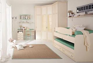 ديكور غرفة نوم اطفال شيك راقية