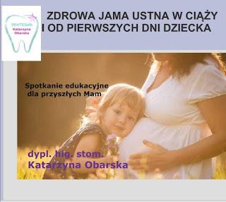 kobieta w ciąży szkolenie Katarzyna Obarska Kielce
