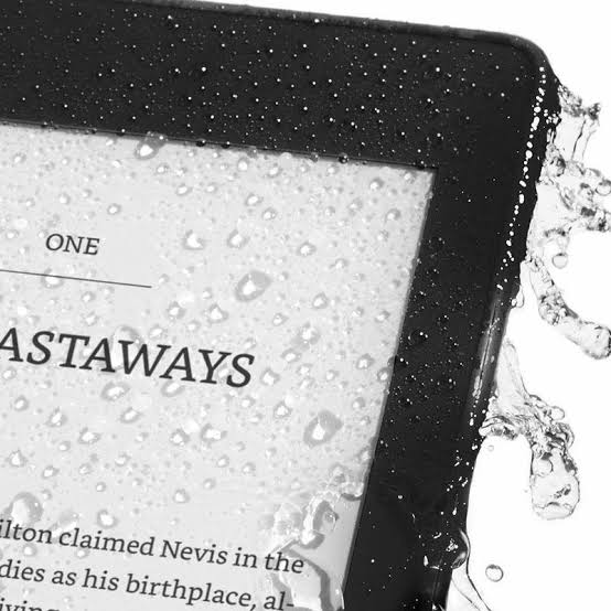 amazon kindle water proof