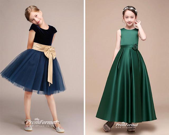 Vestidos de festa para meninas