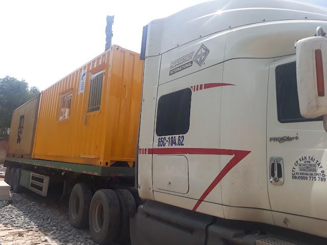 Công Ty Bán Container Về Nhơn Trạch