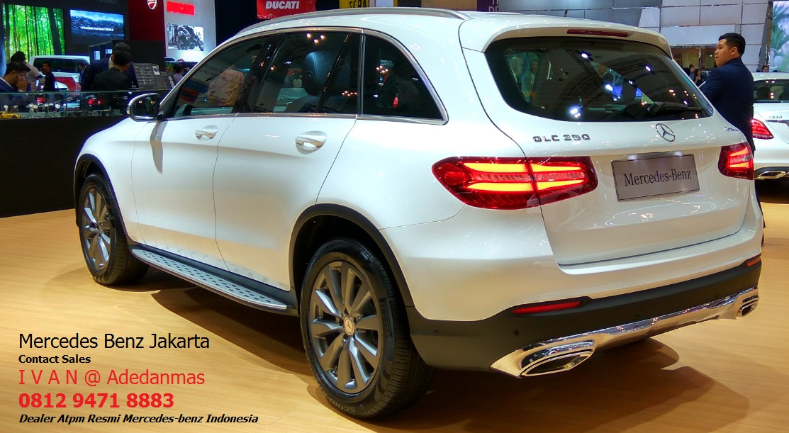 Spesifikasi mercedes benz glc 250 exclusive 2016 indonesia for Top mercedes benz dealerships