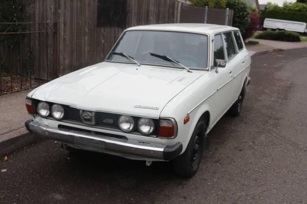 1978 Subaru GL Wagon 4WD