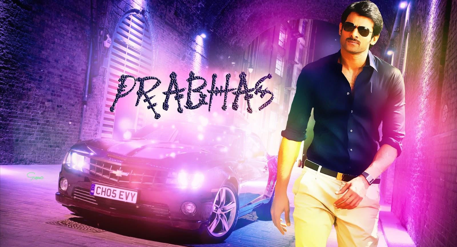 Prabhas Wallpapers Download: South Indian Actress Prabhas Raju HD Wallpaper Desktop